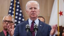 Biden selected Julie Chávez Rodríguez, Anthony Bernal, and Julissa Reynoso Pantaleon among his newly-appointed aides. Photo: Getty Images