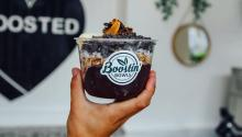 The Temple University alum opened her business in the center of Manayunk. Photo: Boostin' Bowls.
