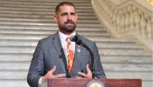 Pennsylvania Rep. Brian Sims has represented Philadelphia's 182nd district in Harrisburg since 2012. Photo: NBC.
