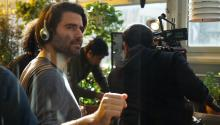 French-Venezuelan director Alexis Gambis often mixes science and narrative in his films. Courtesy of Alexis Gambis.