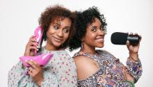 Call Your Sister fue creada en agosto de 2020 por Alex Hodge y Astrid Ferguson con la necesidad de conseguir que se cuenten más voces e historias latinas. Harrison Brink