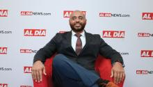 Esteban Vera Jr. was appointed to SEPTA's board by State Rep. Joanna McClinton on March 4. Photo: Nigel Thompson/AL DÍA News.
