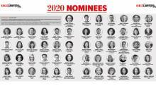 De esta lista de excelentes candidatos nominados en 2020, la Junta Asesora, copresidida por Jennifer Gómez-Hardy y Alex González, eligió a los que representan a la nueva generación de líderes Latinos en el ejercicio de la abogacía.