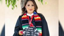 Carrasco recently graduated from Fresno State University with a master's degree in Education Photo:http://cdn.abcotvs.com/