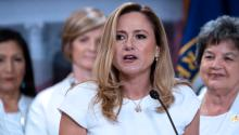 Rep. Debbie Mucarsel-Powell has introduced the Firearms Retailer Code of Conduct Act to curb illegal gun trafficking. Photo: Getty Images