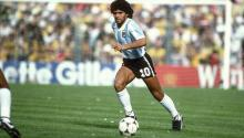 Diego Maradona is one of the best football players to ever touch the pitch. Photo: Getty Images.