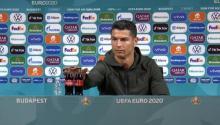 Cristiano Ronaldo snubbing of Coca-Cola made the company lose $4 billion. Photo: eldesmarqueporta.netdna