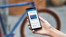 Chase mobile user utilizes fraud protection feature on Chase mobile app. Courtesy Chase
