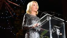 The longest serving president of university founded by Ben Franklin, Penn's President Amy Gutmann, will go to Germany to lead the U.S. diplomacy in a key European Union spot. Born in Brooklin, NYC, to a Jewish immigrant family who had to flee Nazi German, she is the proud daughter of Mr. Kurt Gutmann. It is a full circle for her. Gettyimages