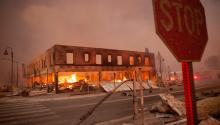 Incendios forestales en California. Getty Images
