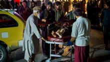 Terror en las calles de Kabul. Foto: Getty Images