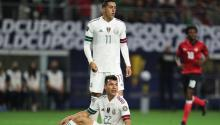 Rogelio Funes Mori has three goals in three appearances for the Mexican National Team. Photo: Getty Images.