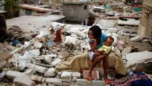 The Haitian tragedy has its origins in the very circumstances of its independence and diplomatic pressure in the 19th century. It requires fundamental solutions and not just the usual palliatives from the international community. Gettyimages