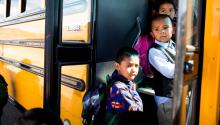 Fifty-three Native American schools are ordered to reopen in September, as COVID-19 is still prevalent in Native communities. Photo: Politico.com