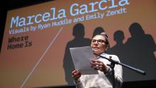 Marcela García has made history on more than one occasion in her career. Photo: Pat Greenhouse/The Boston Globe.