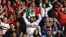 Mexico's World Cup could be in danger if their fans don't get their act together. Photo:Cristanta Espinosa Aguilar/ Cuartoscuro