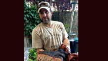 Mike Strauss opened his BBQ joint over four years ago in East Passyunk. Photo: Philly Inquirer.
