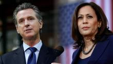 Gavin Newsom may have an opportunity to make history by appointing California's first Latinx senator. Photo: AP/Getty Images