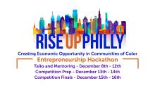 There are still two days left of Rise-up Philly's Entrepreneurship Hackathon. Photo: eventbrite.com