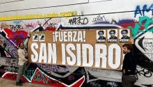 El Movimiento San Isidro ha batallado con el gobierno cubano por la libertad de expresión desde 2018. FOTOGRAFÍA: AFP
