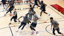 En el team USA competirán deportistas de 46 estados y el distrito de Columbia, en 44 deportes. Foto: Getty Images.
