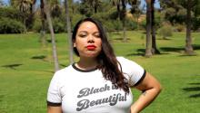 Sabine Maxine Lopez is the founder of A Tribe Called Queer. Photo courtesy of: Sabine Maxine Lopez
