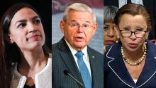 In a new op-ed for El Nuevo Día, Menendez voiced his support for self determination. Photos: Getty Images