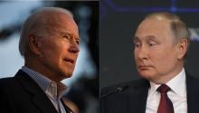 JoeBiden and Vladimir Putin will hold their first summit on June 16, 2021. Photo: Getty Images.