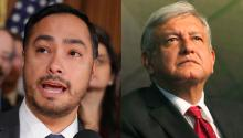 Rep. Joaquin Castro, in the running for Chair of the House Foreign Affairs committee, called AMLO's decision a 'diplomatic failure.' Photo:Getty/Infobae