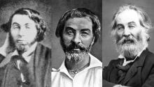 Walt Whitman, in addition to being a journalist and poet, was a medic during the Civil War. Gettyimages