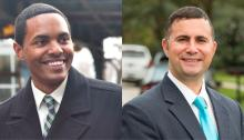 Reps. Darren Soto (FL-09) and Ritchie Torres (NY-15) sent a letter to President Joe Biden urging him to release federal relief funds for Puerto Rico through an Executive Order. Photo:ritchietorres/darrensoto.com
