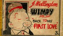 From Anonymous - Tijuana Bible cover. Appears to be from this page on a site about 1930s underground porn comics.