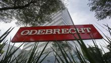 Odebrecht headquarters in Sao Paulo, Brazil on Dec. 22, 2016. EFE/SEBASTIAO MOREIRA