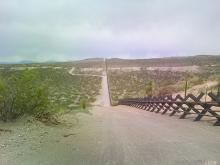 Frontera entre México y Estados Unidos /MJC Detroit,Creative Commons Attribution 3.0 Unported