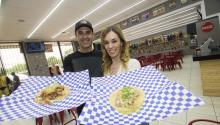 """Rodolfo Jiménez has left the cameras behind to be with his family and launch a new chapter in his life in Dallas, where he has opened a restaurant inspired by Mexican """"lucha libre"""" freestyle wrestling.EFE/ALICIA PEREZ"""