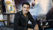 Mexican singer Carlos Rivera during an interview with EFE in Mexico City, Mexico on May 24, 2017. EFE/Sashenka Gutierrez