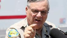 Obama and Co. let Arpaio participate in the federal 287(g) program, which used local police agencies to enforce U.S. immigration law. Eventually, they made a feeble attempt to rein him in. But he outsmarted them by continuing to apprehend the undocumented, hand them to the feds, and dare them to refuse to take custody. EFE