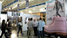 General view of the Sapica's Footwear fair, in Leon, Mexico on Aug. 30, 2017. EPA-EFE/Ulises Ruiz Basurto