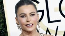 "Colombian ""Modern Family"" star SofíaVergara earned $41.5 million last year."