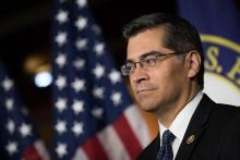 Xavier Becerra, if nominated, would be the first Latino to run the HHS. Photo: Drew Angerer / Getty Images
