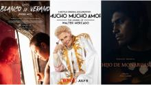 There are numerous U.S. independent films that address the Latino immigrant reality. PHOTOGRAPHY: Movie Posters
