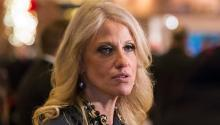 The White House counselor Kellyanne Conway. EFE.