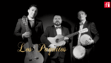 Los Paquitos are a bolero band in a world conquered by reggaeton. PHOTO: RFI