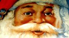 Black Santa and Latin Jesus. Photography: Black Santa Wallpaper