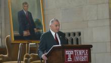 Photo courtesy of Temple University