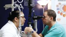 El doctor Rafael Collazo, especialista en ojos quien es parte de Clark Collazo Ophthalmology, ha sido un promotor de la salud de la comunidad hispana. Samantha Madera/AL DÍA