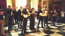 Andean music, Argentine tango and el Mariachi Flores to enliven Independence Mall event