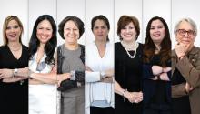 Estas son las CEOs y directoras ejecutivas latinas que están abriendo camino, dirigiendo el rumbo y construyendo un legado para muchas de las comunidades en Filadelfia. Foto: AL DÍA News