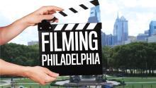 Filming Philadelphia
