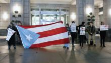Boricuas demand accountability from U.S. Government